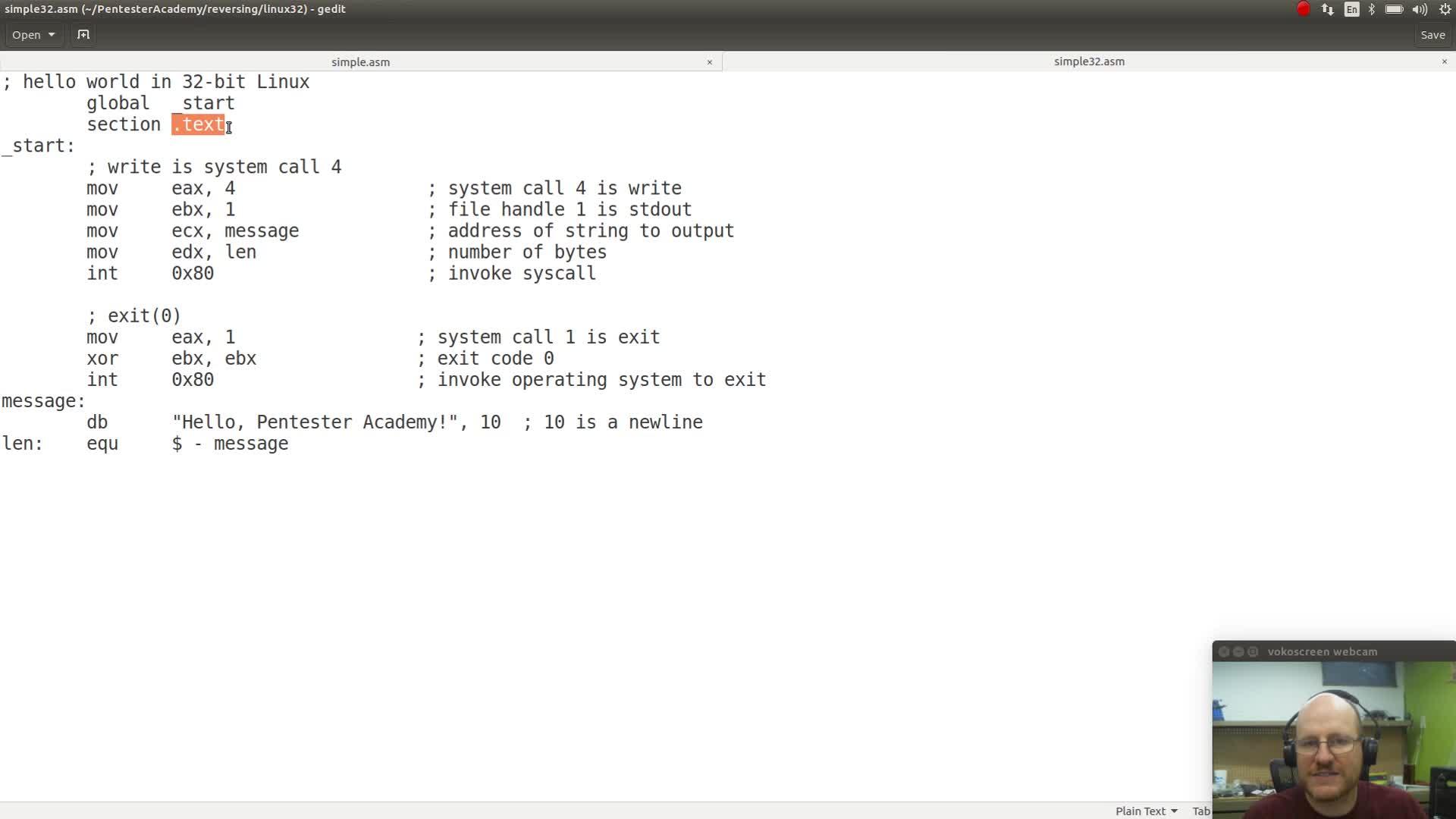 Kernel Flaws Part 2: 32-bit System Calls