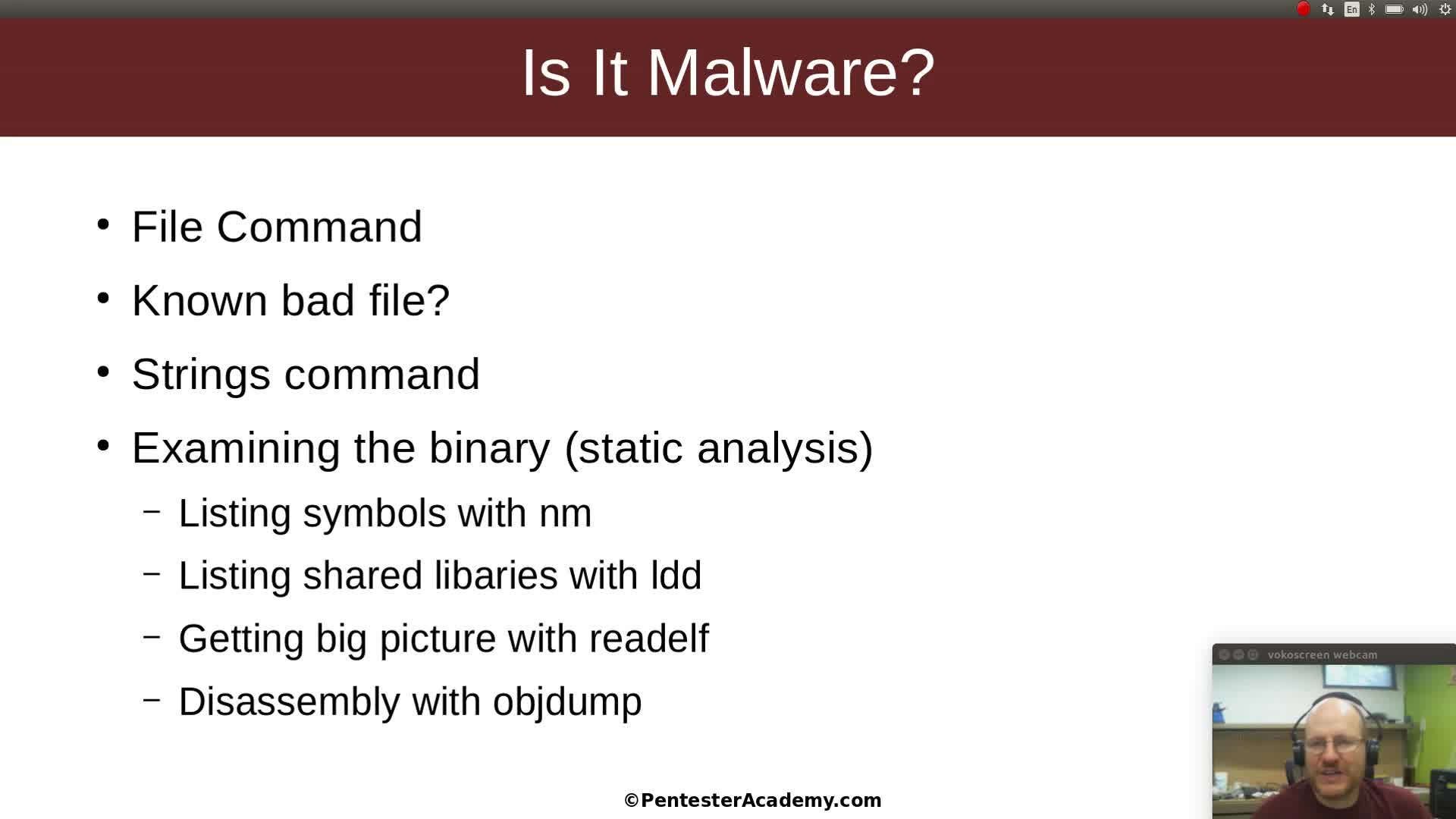 Reversing Malware Part 1: The Basics