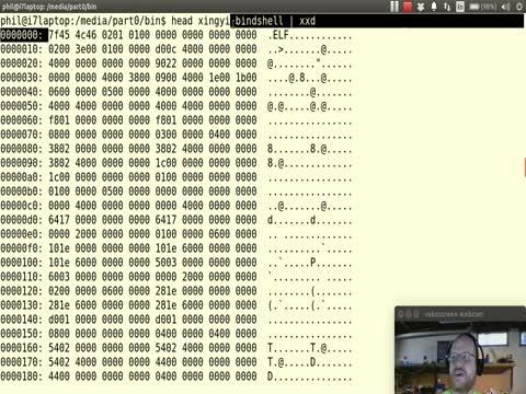 Malware Part 6: Intro into ELF