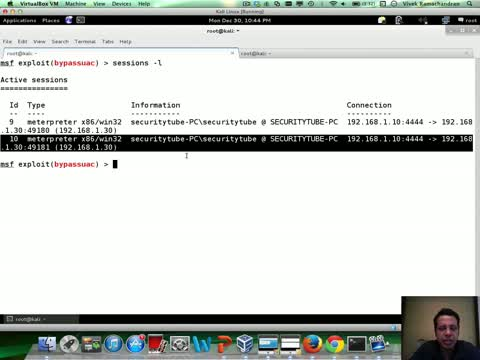 Pentesting Windows Endpoints: Impersonation