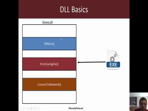 DLL Hijacking Basics