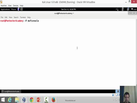 Exploiting uTorrent via a Network Share using Metasploit
