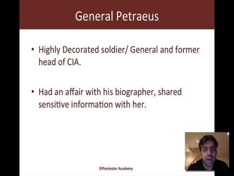 Clinton and Petraeus