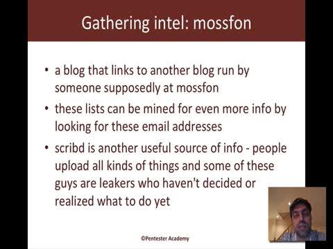 Mossfon Part 2