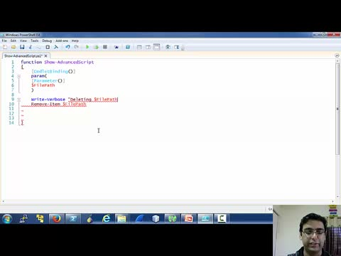 Advanced Scripting with Powershell