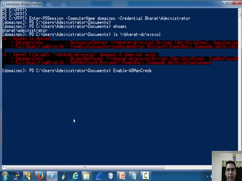 Powershell Remoting Part 6