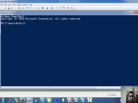 Using .NET in Powershell Part 3