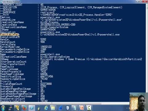 Using WMI in Powershell Part 2