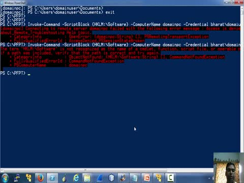 Registry and Powershell Part 3