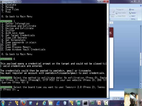 PowerShell and HID