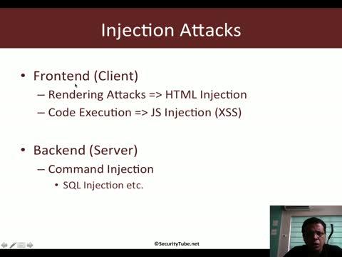 HTML Injection Basics