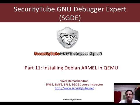 Setting Up Debian Armel In Qemu
