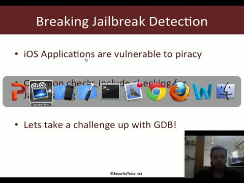 Iphone Application Reversing And Cracking With Gdb