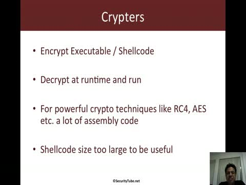 Module 2: Crypter