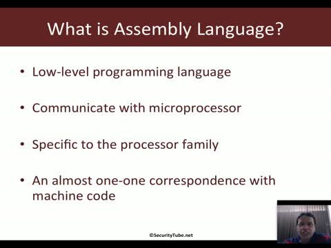 What is Assembly Language?
