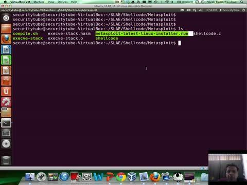 Using Metasploit's Encoders