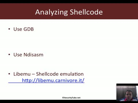 Analyzing 3rd Party Shellcode