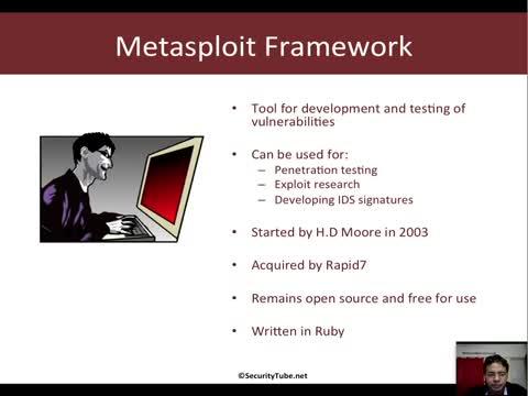 Why Metasploit?