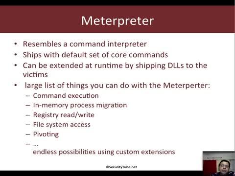 Meterpreter Basics