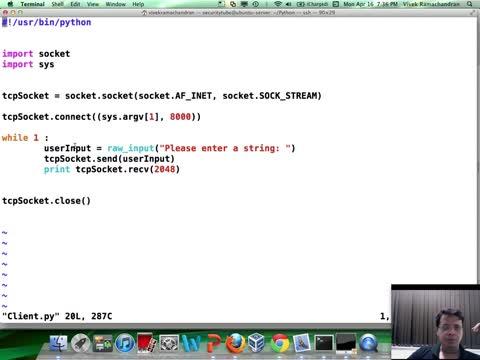 Module 3: SocketServer Framework
