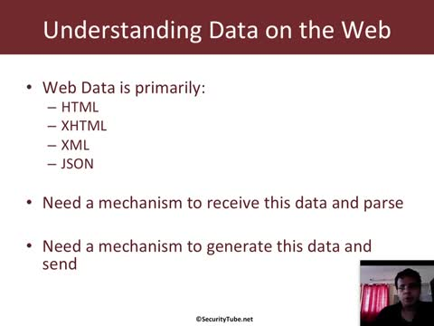 Module 4: Parsing HTML