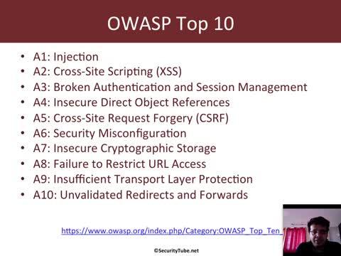 Module 4: OWASP Top 10 Attack Scripting Exercise