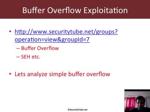 Module 5: Exploiting a Buffer Overflow