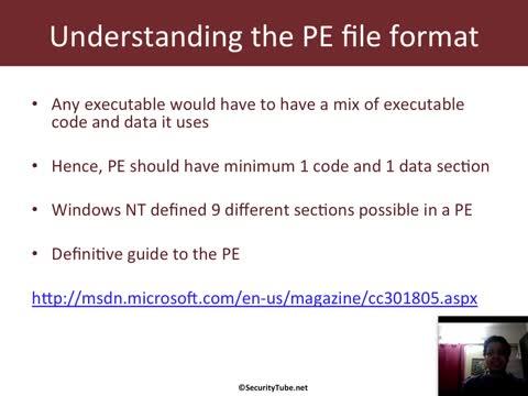 Module 6: Portable Executable Basics