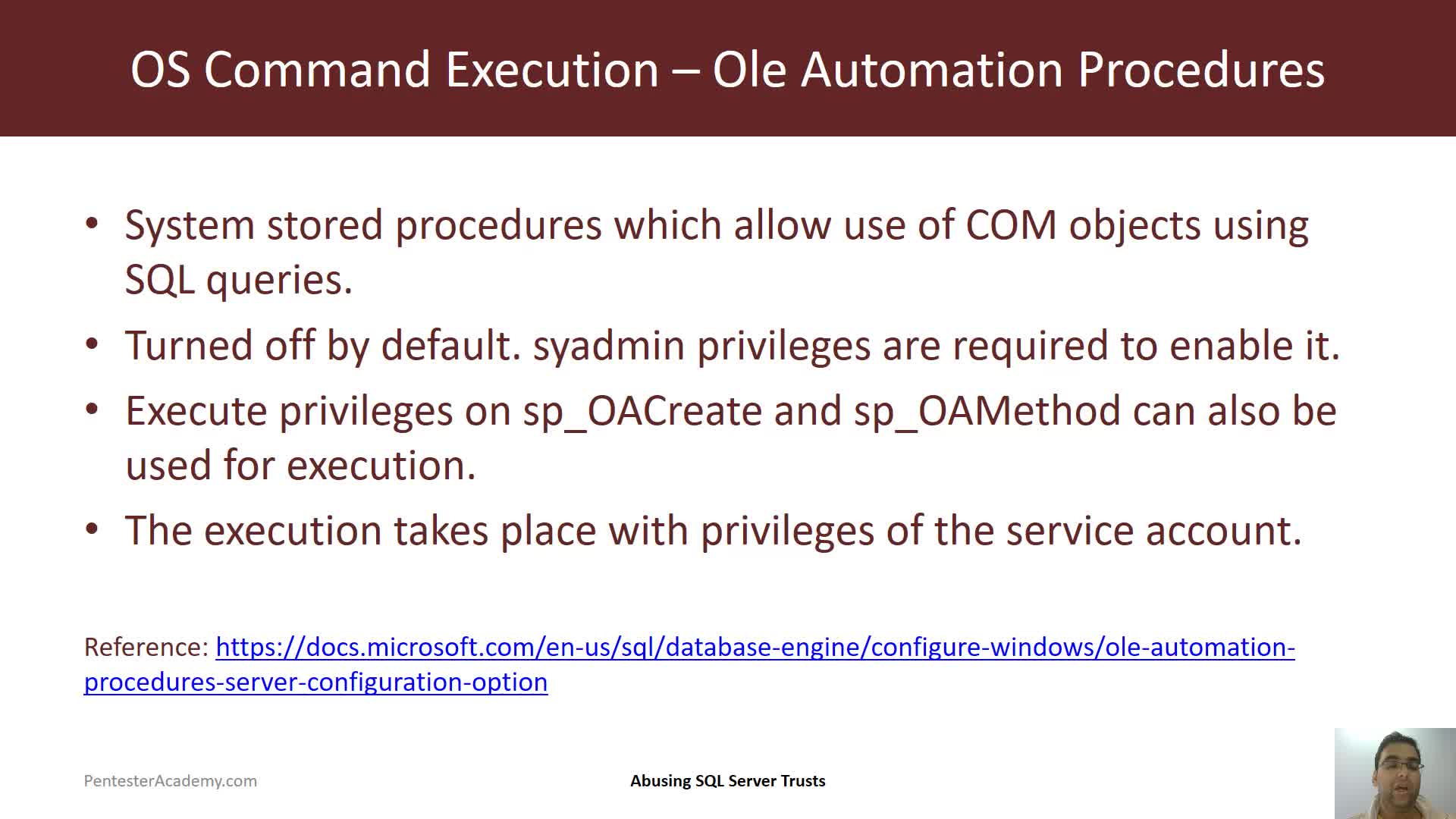 Command Execution Part 2