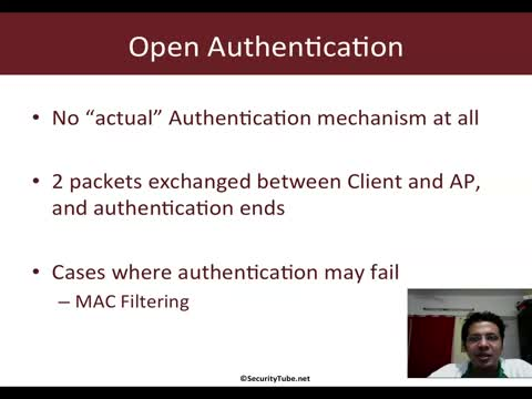 Hacking WLAN Authentication