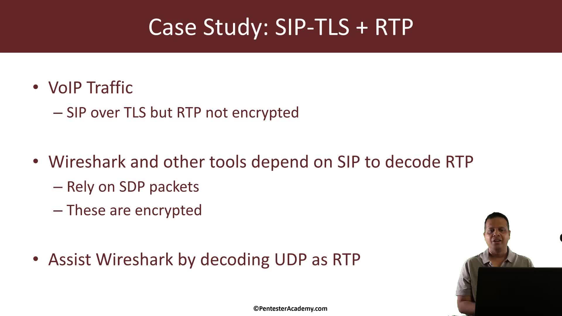 Tshark: Decode Unknown Protocol As
