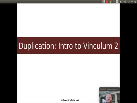 Duplication: Introduction to Vinculum 2