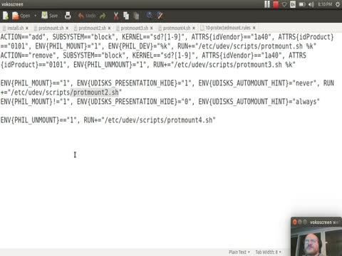Write Blocking: Linux Demo Part 2
