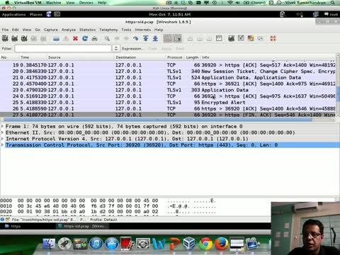 Challenge 12: Decrypting SSL Traffic Solution