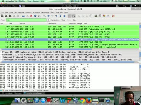 Challenge 14: HTTP Traffic File Carving
