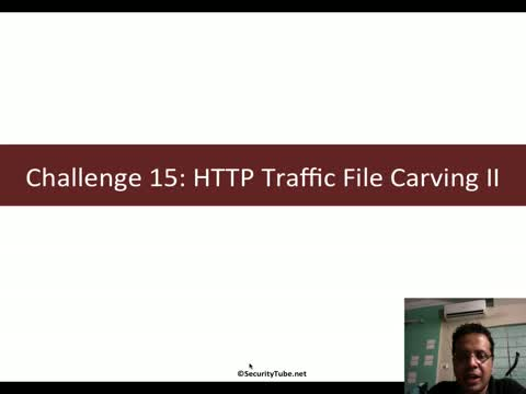 Challenge 15: HTTP Traffic File Carving II