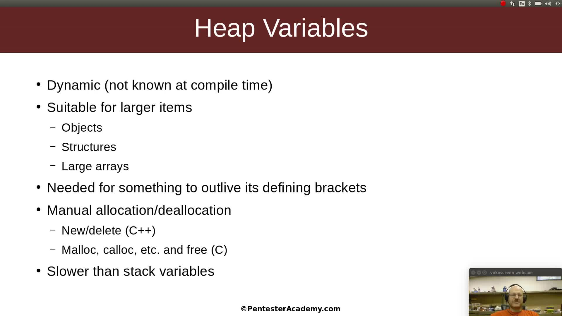 Heap Overflows Part 1: Heap Basics