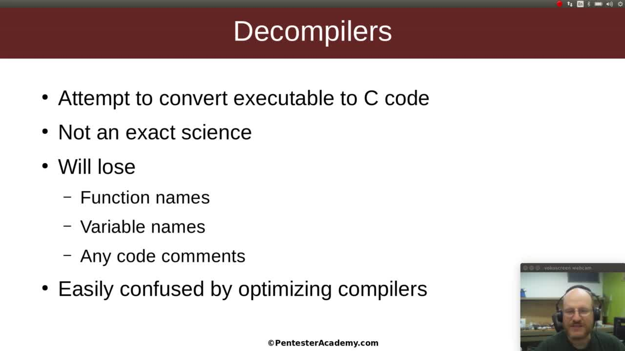 Other Tools Part 1: Decompilers