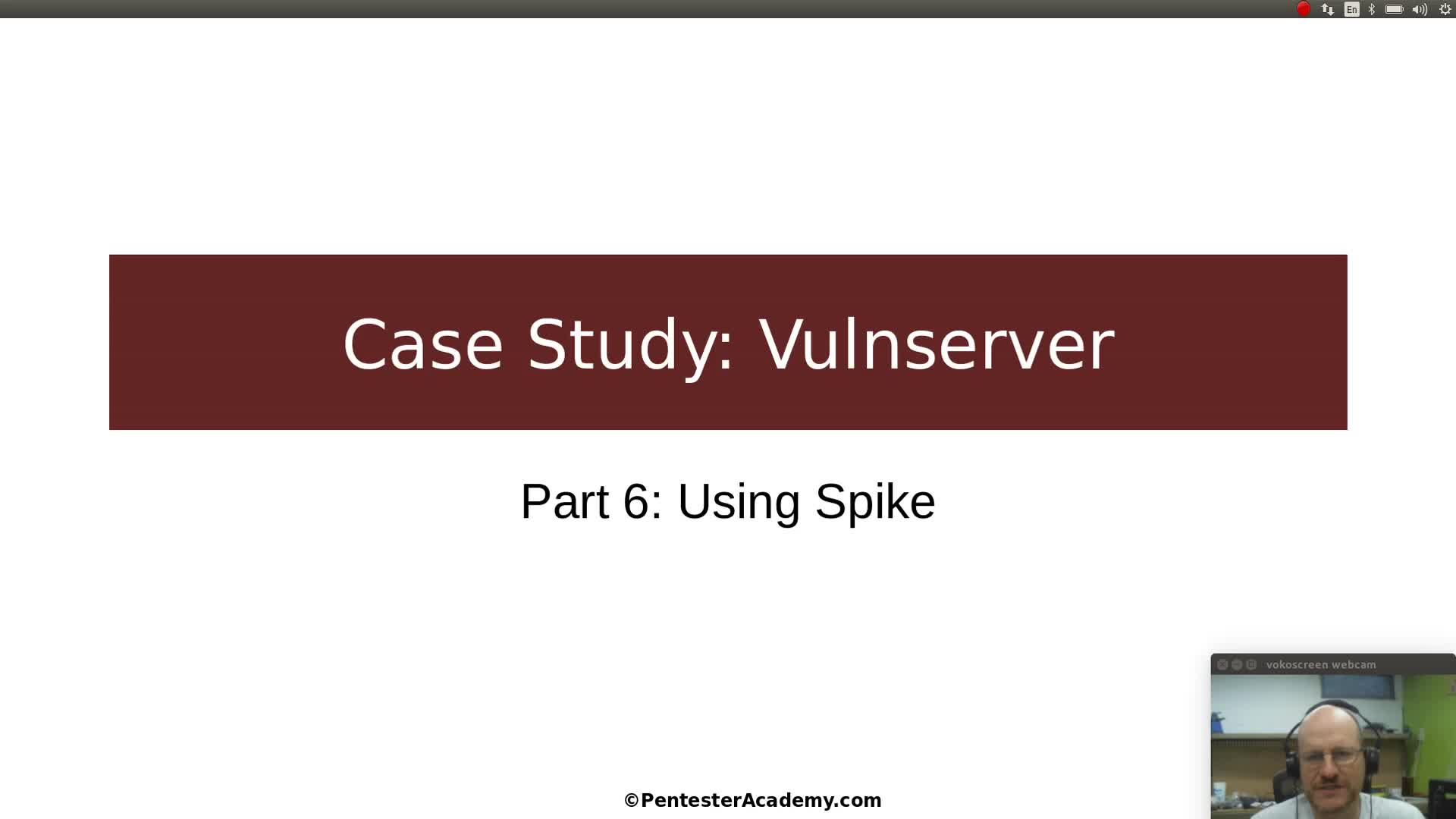 Case Study Vulnserver Part 6: Using Spike