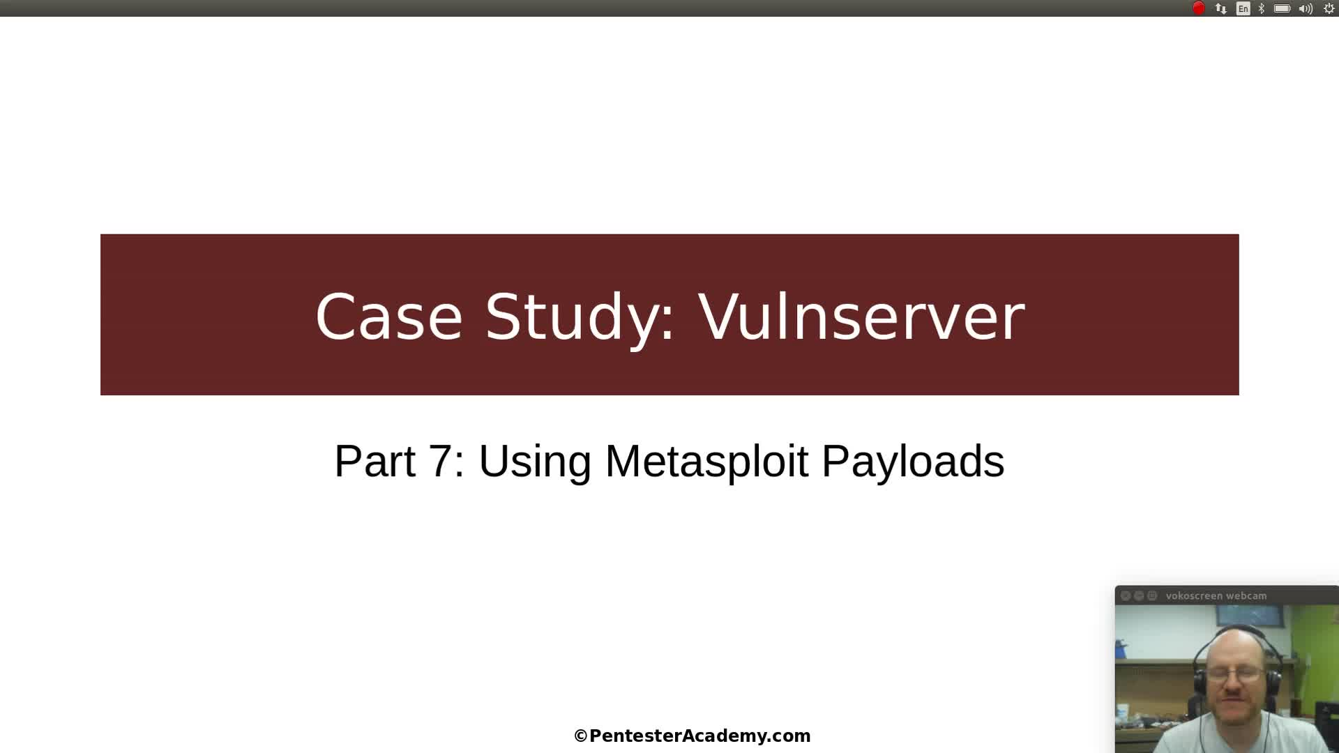 Case Study Vulnserver Part 7: Using Metasploit Payloads