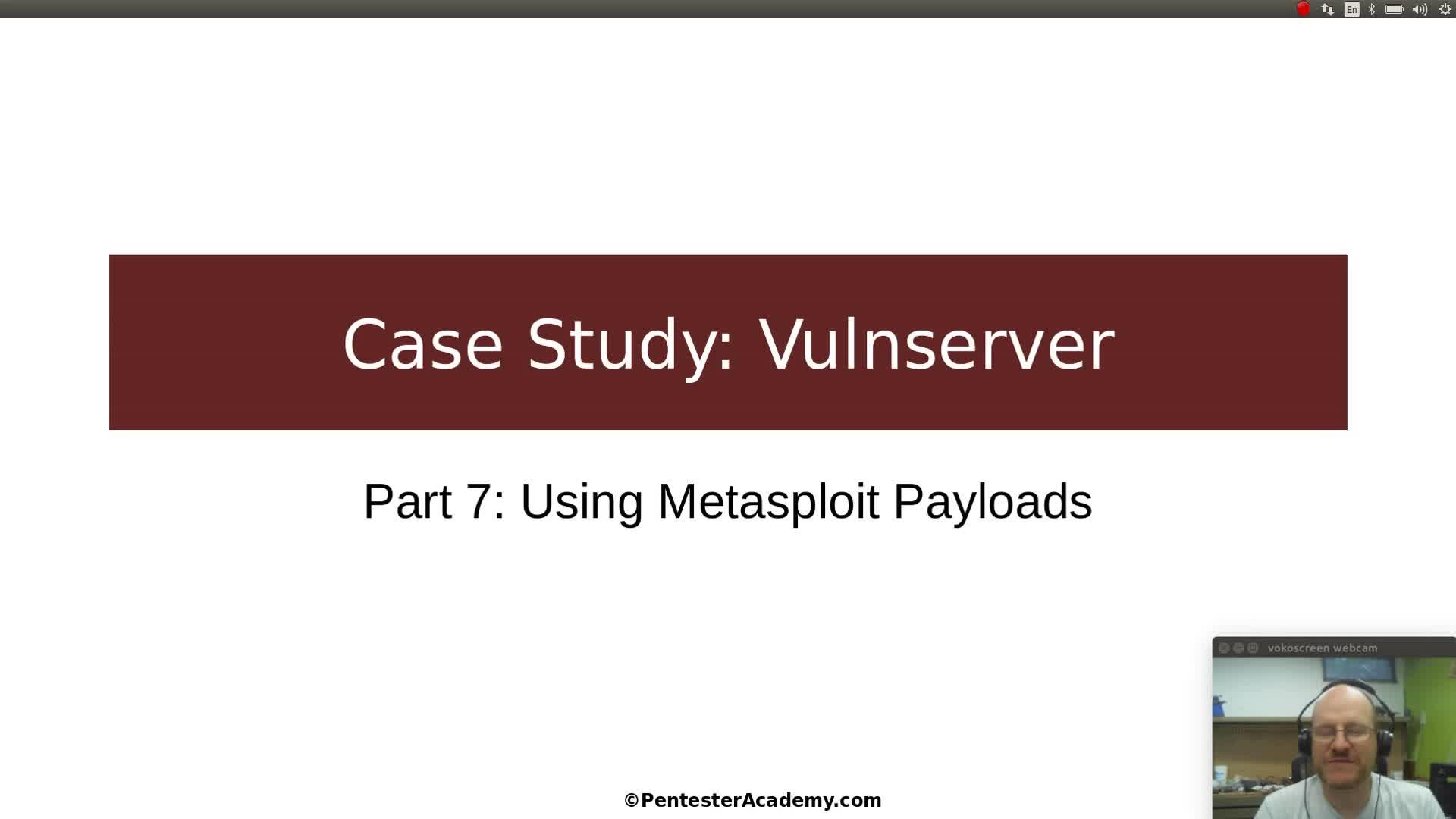 Case Study Vulnserver Part 7: Using Metasploit Payloads