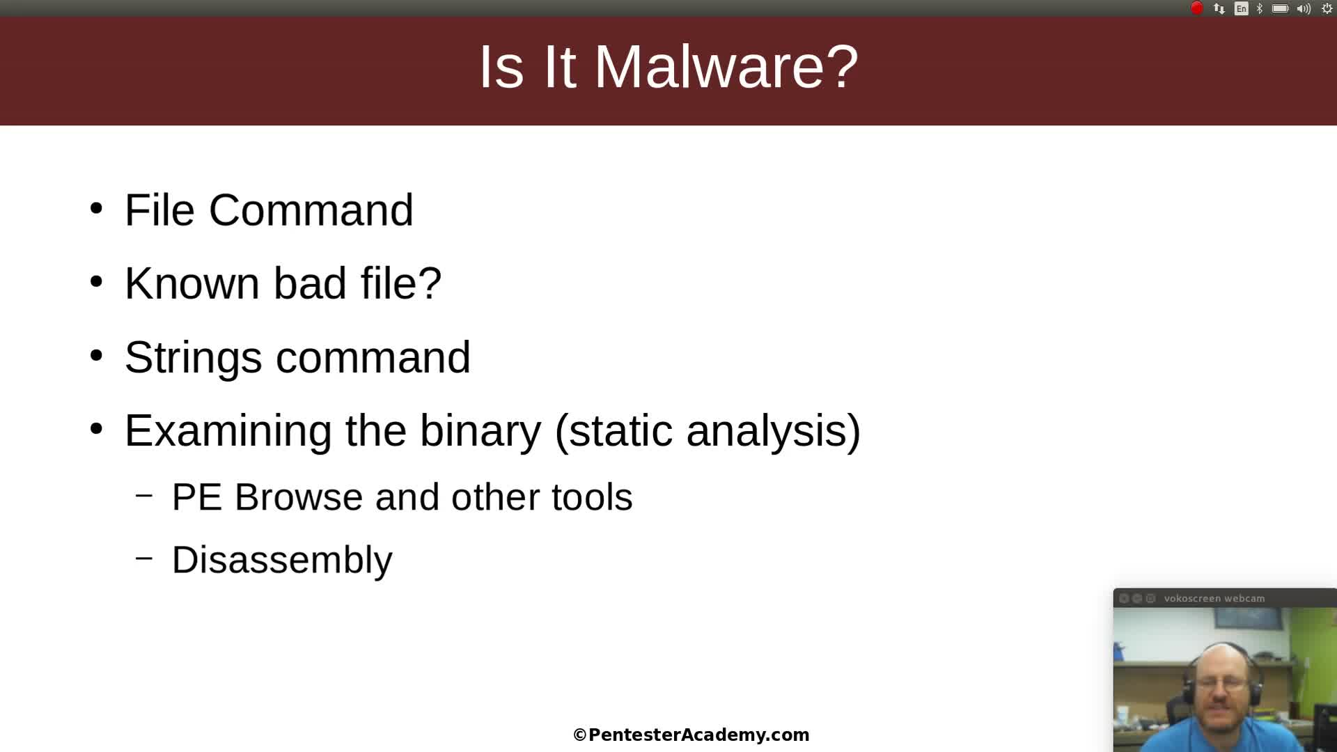 Malware Part 1: The Basics