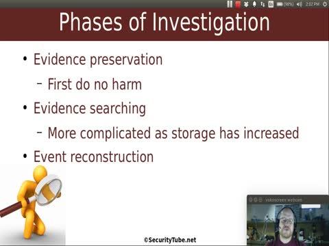 Forensic Basics: Background