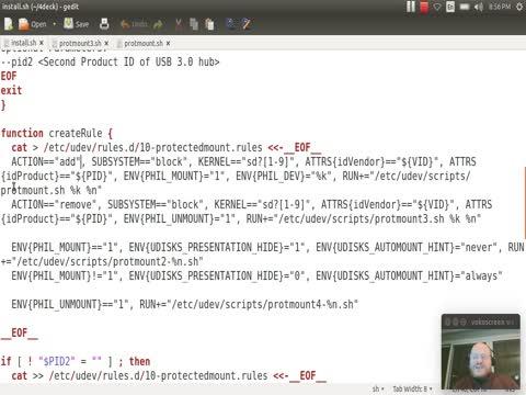 Software Write Blocking using udev Rules
