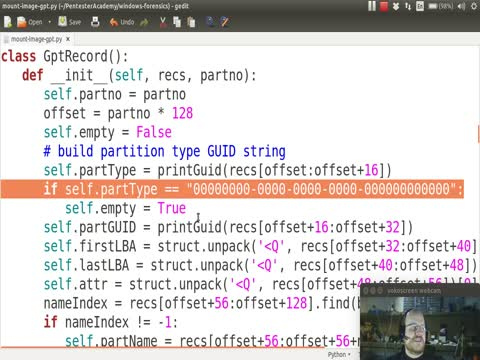 Automating Image Mounting with Python: Part 4: Mounting GPT Partitions