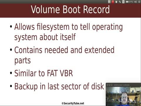 NTFS Part 1: The Basics
