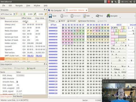 NTFS Part 2: Volume Boot Record