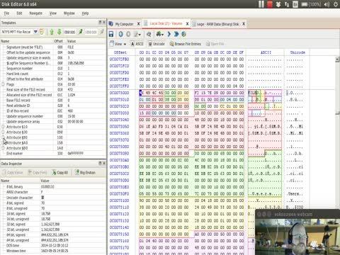 NTFS Part 11A: Medium sized Directories
