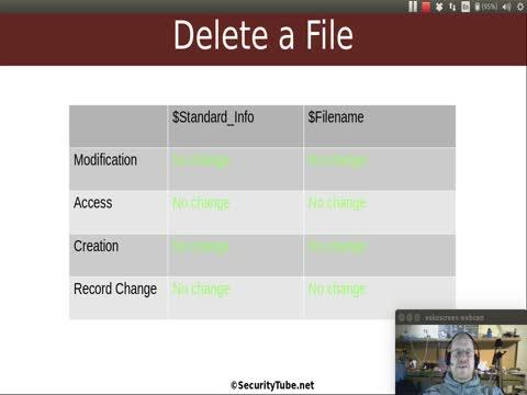 Creating Timelines Part 6: Understanding NTFS Timestamps